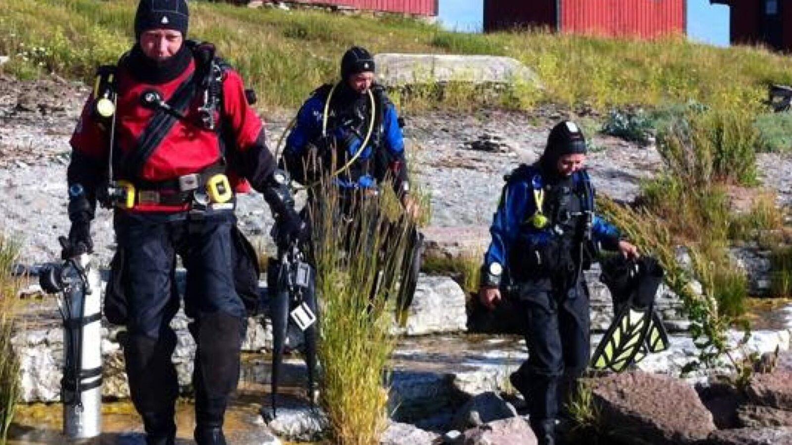 Nyqvist Dyk & Äventyr - #dykoäventyr