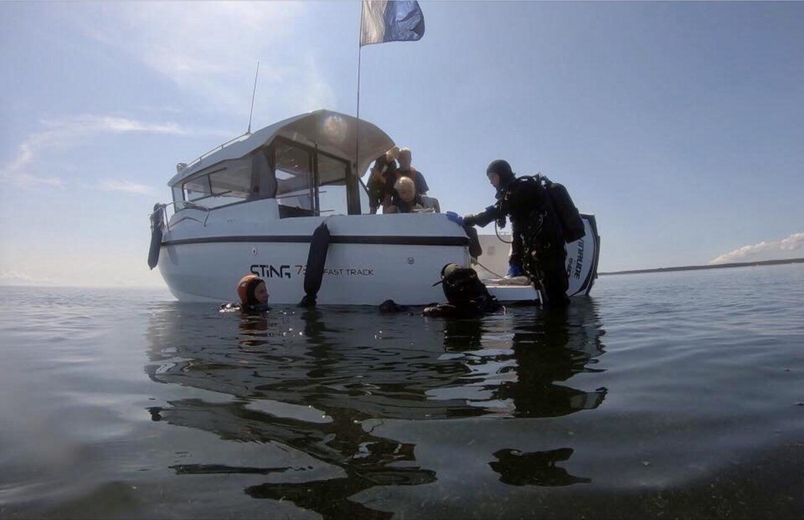 Inställd3/7 båtdyk från Motala